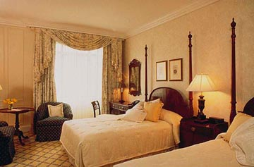 Double Guestroom at Charleston Place